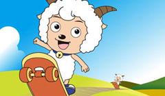 卡通动画满月祝福视频片头宝宝百天满月周岁开场创意生日视频制作