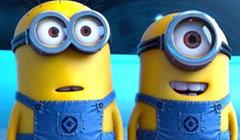 小黄人版小苹果创意婚礼开场视频制作个性婚礼预告片头搞笑结婚短片mv