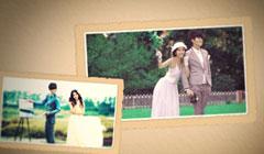 结婚照片视频制作婚礼电子相册婚庆微电影视频短片唯美婚纱照视频