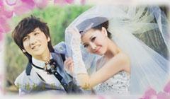 唯美浪漫婚纱电子相册结婚开场视频制作婚礼预告片婚礼微电影