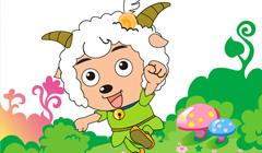 宝宝满月祝福视频片头小孩百天满月周岁开场卡通动画创意生日视频制作