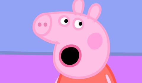 小猪佩奇搞笑生日开场视频朋友生日个性礼物短片生日庆典暖场视频